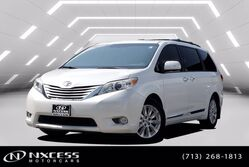 Toyota Sienna Limited Navigation Leather Entertainment Panorama Roof Clean! 2014