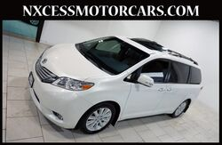 2014_Toyota_Sienna_Ltd JBL AUDIO PANO-ROOF NAVIGATION LEATHER/HEATED SEATS 1-OWNER._ Houston TX