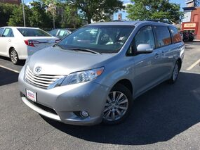 Toyota Sienna Ltd 2014