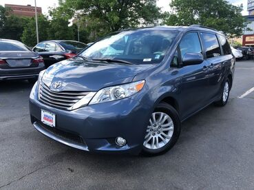2014_Toyota_Sienna_XLE AAS_ Worcester MA
