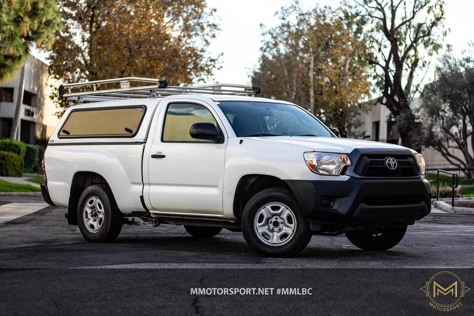 2014_Toyota_Tacoma__ Long Beach CA