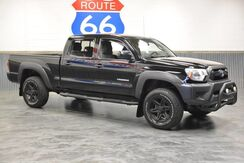 2014_Toyota_Tacoma_CREWCAB 4WD! V6! BLACKED OUT WHEELS! ABSOLUTELY GORGEOUS!! LIKE NEW!_ Norman OK