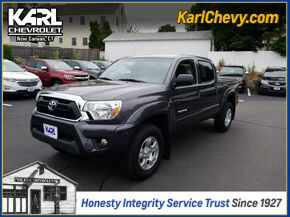 2014_Toyota_Tacoma_SR5_ New Canaan CT