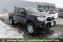 2014 Toyota Tacoma TRD Off-Road South Burlington VT