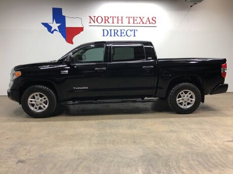 2014 Toyota Tundra 4WD Truck SR5 4x4 Back Up Camera Crew Cab Step Rails Bed Liner Mansfield TX