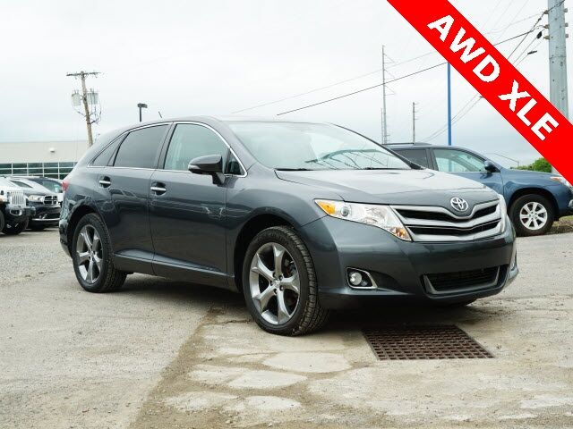 Vehicle details - 2014 Toyota Venza at Baierl Toyota Mars ...