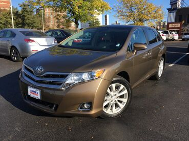 2014_Toyota_Venza_XLE_ Worcester MA
