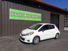 2014_Toyota_Yaris_L 5-Door AT_ Spokane Valley WA