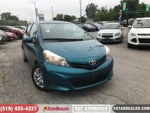 2014_Toyota_Yaris_LE   CAR LOANS APPROVED_ London ON