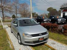 2014_VOLKSWAGEN_JETTA_SE, WARRANTY, LEATHER, HEATED SEATS, CRUISE CONTROL, POWER SEATS, KEYLESS ENTRY, CD PLAYER, 1 OWNER!_ Norfolk VA