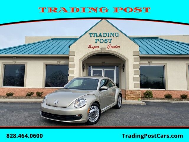 2014_Volkswagen_Beetle Coupe_2.5L_ Conover NC