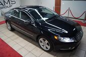 2014 Volkswagen CC SPORT PLUS WITH LEATHER AND NAVIGATION