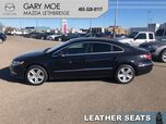2014 Volkswagen CC SPORTLINE   - Manual, Leather, Loaded with extras