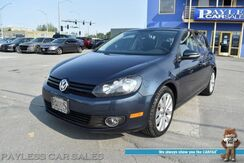 2014_Volkswagen_Golf_TDI / Automatic / Turbo Diesel / Heated Seats / Navigation / Sunroof / Bluetooth / Cruise Control / 42 MPG_ Anchorage AK