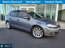 2014_Volkswagen_Golf_TDI_ Kansas City KS