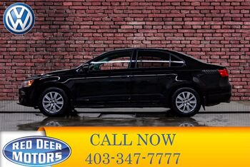 2014_Volkswagen_Jetta_Comfortline Manual Roof_ Red Deer AB