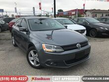 2014_Volkswagen_Jetta Sedan_1.8 TSI Comfortline   ROOF   ONE OWNER_ London ON