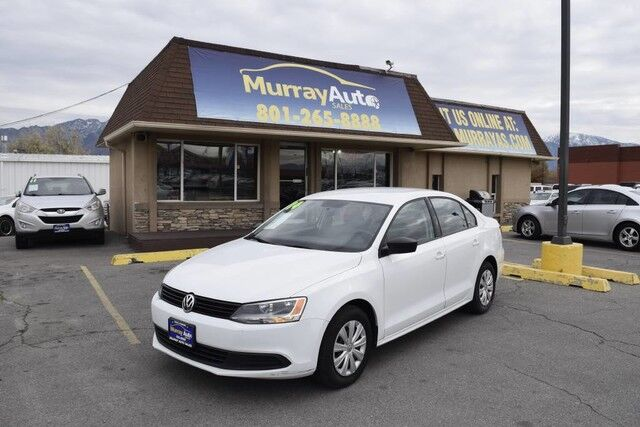 2014 Volkswagen Jetta Sedan S Murray UT