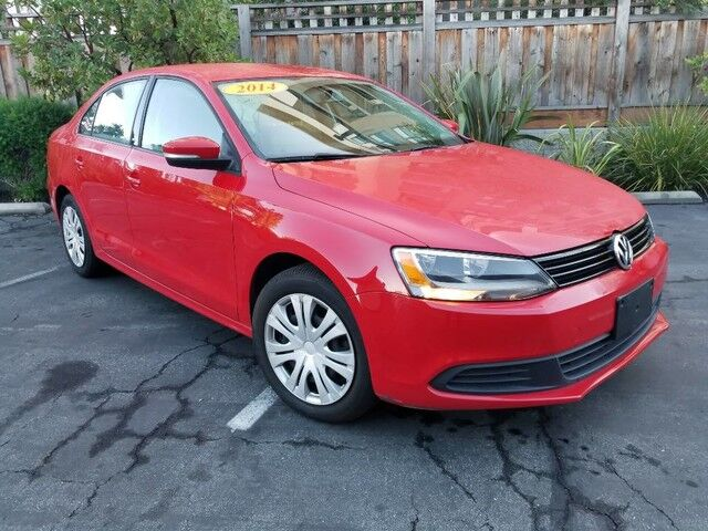 2014 Volkswagen Jetta Sedan SE w/Connectivity Redwood City CA