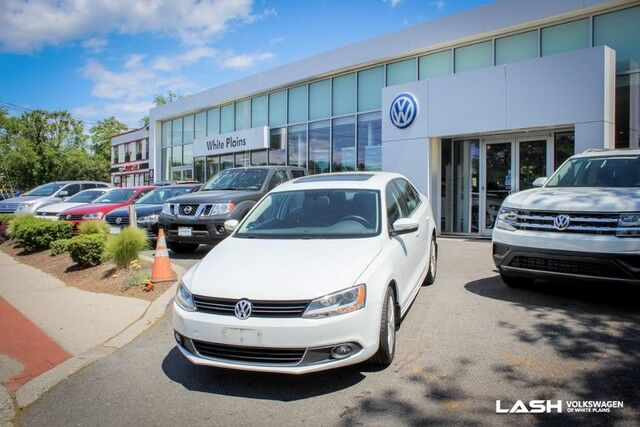 2014 Volkswagen Jetta Sedan SEL White Plains NY