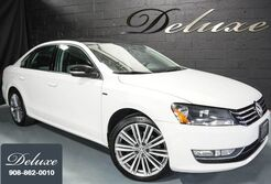 Volkswagen Passat 1.8T Sport Sedan, Rear-View Camera, Touch-Screen Audio, Media Device Interface, Bluetooth Connectivity, Heated Leatherette Seats, 19-Inch Alloy Wheels, 2014