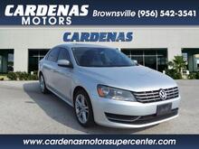 2014_Volkswagen_Passat_2.0L TDI SE_ Brownsville TX