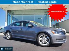 2014_Volkswagen_Passat_2.5 SE_ Kansas City KS