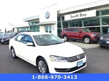 2014_Volkswagen_Passat_S_ National City CA
