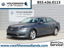 2014_Volkswagen_Passat_SE_ The Woodlands TX