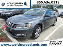 2014_Volkswagen_Passat_SEL Premium_ The Woodlands TX