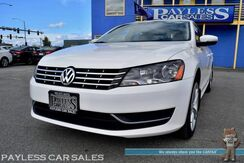 2014_Volkswagen_Passat_TDI SE / Turbo Diesel / Automatic / Power & Heated Leather Seats / Sunroof / Bluetooth / Back Up Camera / 43 MPG / Only 24k Miles / 1-Owner_ Anchorage AK