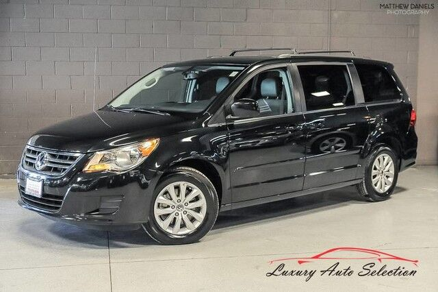 2014_Volkswagen_Routan SE With Navigation_4dr Minivan_ Chicago IL