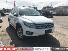 2014_Volkswagen_Tiguan_Highline   NAV   LEATHER   ROOF   CAM_ London ON