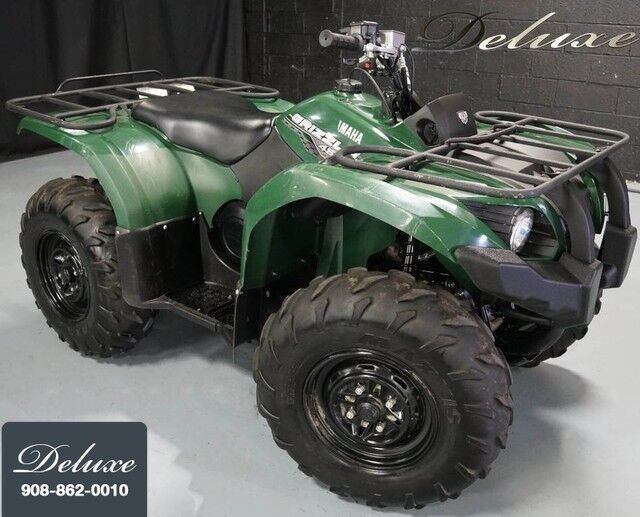 2014 Yamaha Grizzly 450 Ultramatic 4WD, Linden NJ 25514584