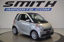 smart fortwo electric drive Passion 2014