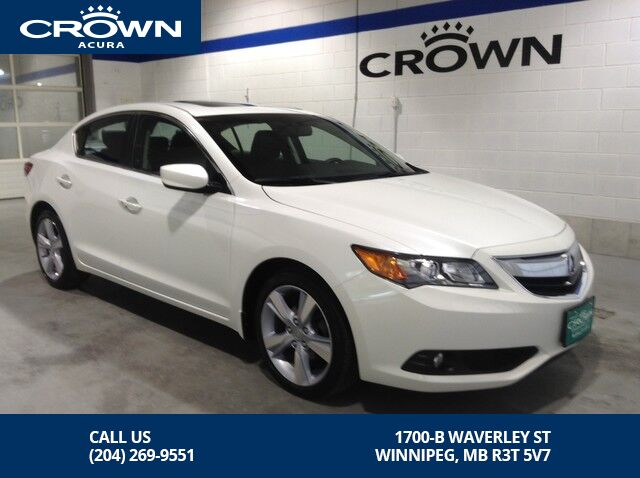 Used Cars And Trucks For Sale In Winnipeg Manitoba CROWN Acura - Used cars acura