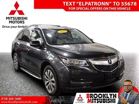 2015 Acura MDX 3.5L Technology Package Brooklyn NY