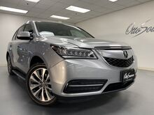 2015_Acura_MDX_3.5L Technology Package_ Dallas TX