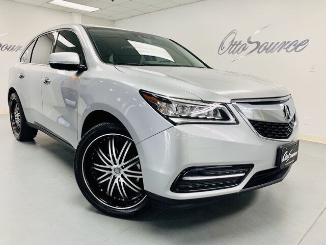 2015 Acura MDX 3.5L Technology Package Dallas TX