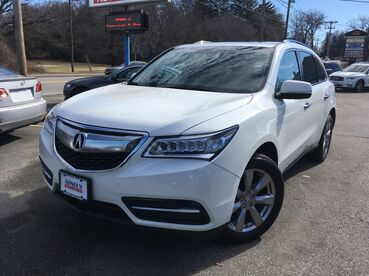 2015_Acura_MDX_Advance/Entertainment Pkg_ Worcester MA
