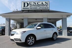 Acura MDX Advance/Entertainment Pkg 2015