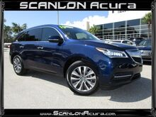 2015_Acura_MDX_Tech Pkg_ Fort Myers FL