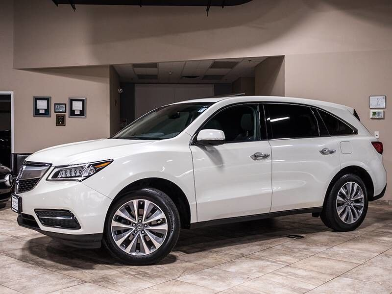 2015_Acura_MDX Tech_SUV_ Chicago IL
