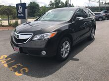 2015 Acura RDX AWD Technology Package Auburn MA