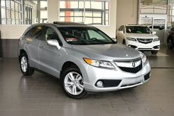 Acura RDX AWD Technology l Navigation l Sunroof l Bluetooth Audio l Leather Heated Seating 2015