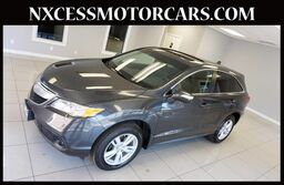 Acura RDX HEATED SEATS ROOF BACK-UP CAMERA. 2015