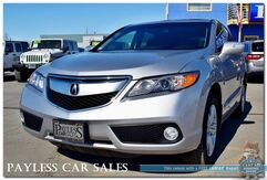 2015_Acura_RDX_Tech Pkg / AWD / 3.5L V6 / Heated Leather Seats / Sunroof / Navigation / Bluetooth / Back-Up Camera / 1-Owner_ Anchorage AK