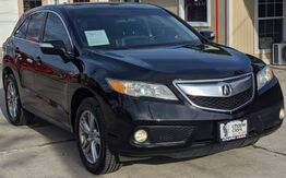 2015_Acura_RDX_Tech Pkg_ Mission TX