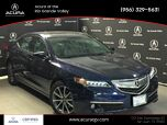 2015 Acura TLX 3.5 V-6 P-AWS with Advance Package