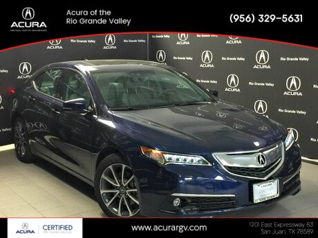 2015 Acura TLX 3.5 V-6 P-AWS with Advance Package San Juan TX